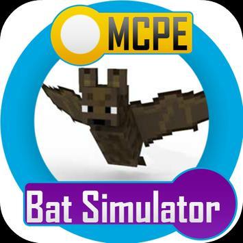 Bat Simulator Mod poster