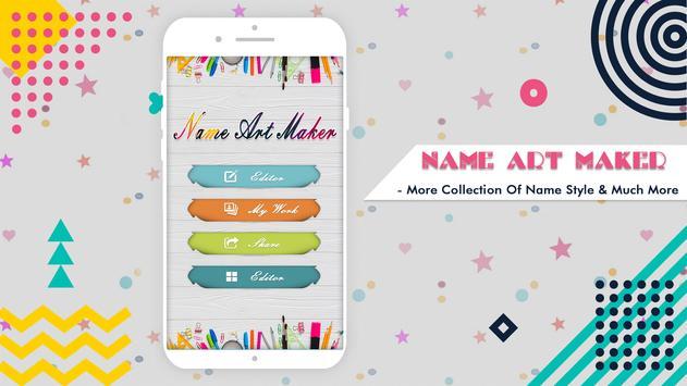 Name Art - Stylish Name Maker screenshot 1