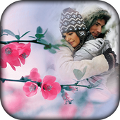 Spring Flowers Photo Frames icon