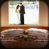 Suhagrat Bedroom Photo Frames icon