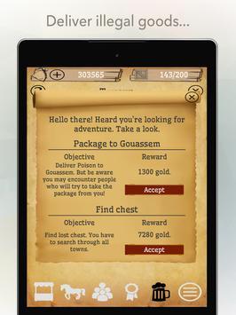 Pocket Trader. Business Tycoon. Ancient Trading. تصوير الشاشة 8