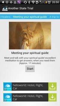 Another State Meditation Trial apk screenshot