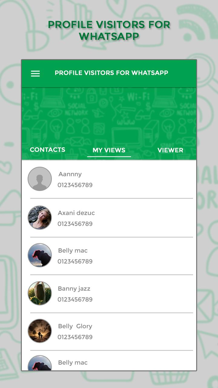My Profile Viewer for Whatsapp Prank for Android - APK Download