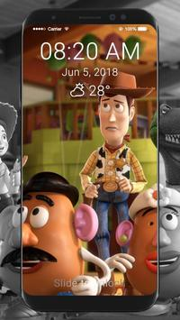 Toy Story HD Wallpapers Lock Screen poster