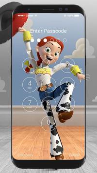 Toy Story HD Wallpapers Lock Screen screenshot 3