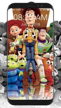 Toy Story HD Wallpapers Lock Screen screenshot 4