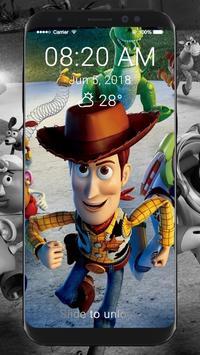 Toy Story HD Wallpapers Lock Screen screenshot 7