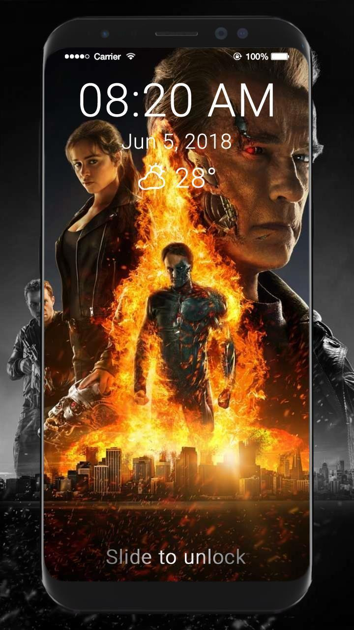 Terminator Genisys Wallpapers Hd Lock Screen For Android
