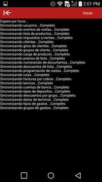 SAND360 Móvil screenshot 1