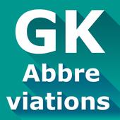 Abbreviations icon