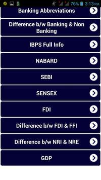Banking Awareness screenshot 18