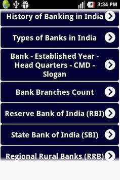 Banking Awareness screenshot 1