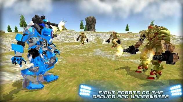 ... Futuristic Robot Shark Robot Transformation Game screenshot 11 ...