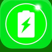 osłona baterii icon