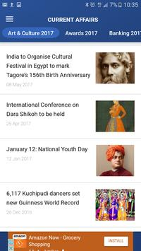 GKToday - Current Affairs & GK apk स्क्रीनशॉट