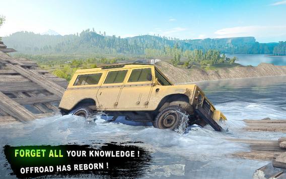 Offroad Jeep Adventure 2018 : 4x4 Hillock Jeep screenshot 7