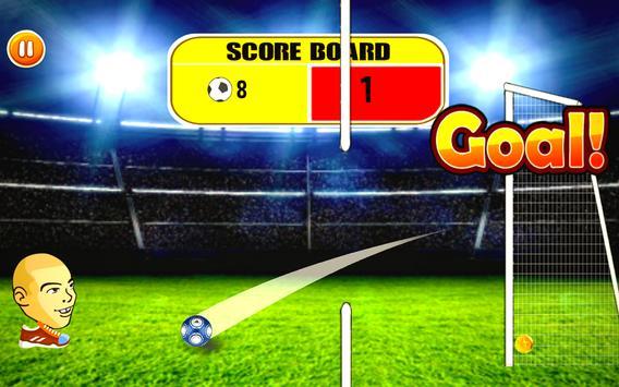 Free Football 2018 Kick Strike: Soccer Games 2018 screenshot 5