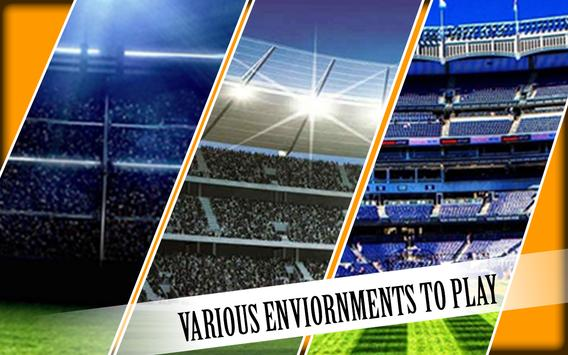 Free Football 2018 Kick Strike: Soccer Games 2018 screenshot 8