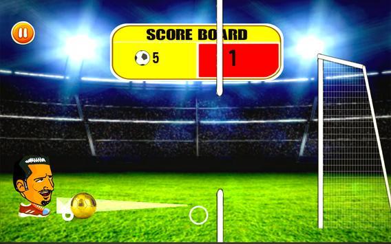 Free Football 2018 Kick Strike: Soccer Games 2018 screenshot 11