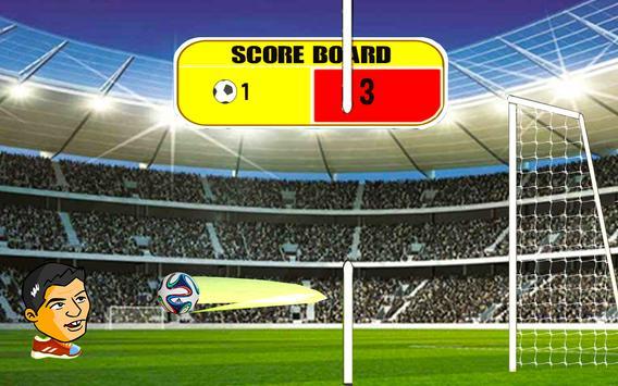 Free Football 2018 Kick Strike: Soccer Games 2018 screenshot 2