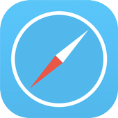 Surf Browser icon