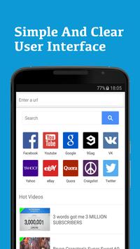 Surf Browser الملصق