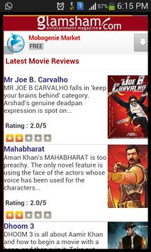 Bollywood Movie Reviews poster