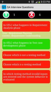 QA Interview Questions screenshot 4