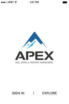 Apex Rentals poster