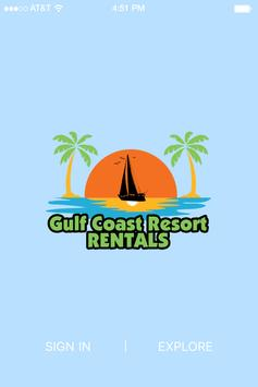 Gulf Coast Resort Rentals poster