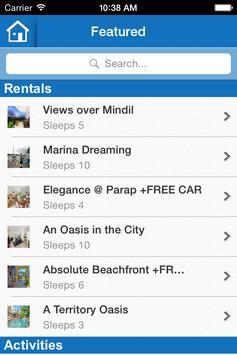 Darwin Holiday Apartments screenshot 1