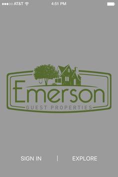 Emerson Guest Properties poster