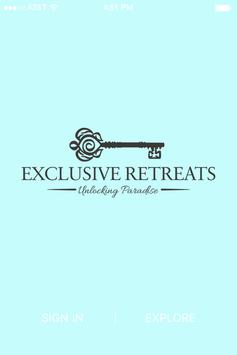 Exclusive Villa Retreats poster