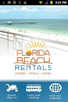 Florida Beach Rentals poster