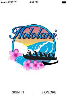 Hololani Rentals poster