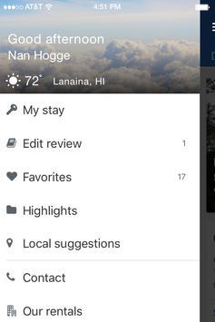 Hololani Rentals apk screenshot