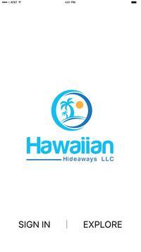 Hawaiian Hideaways poster