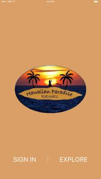 Hawaiian Paradise Retreats poster