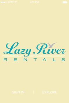 Lazy River Rental poster