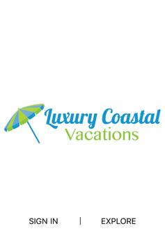 Luxury Coastal Vacations poster