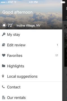 Marmot Vacation Rentals apk screenshot