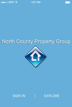 North County Property Group poster