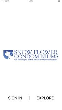 Snow Flower Resort Condominium poster