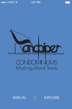 Sandpiper Condominiums poster