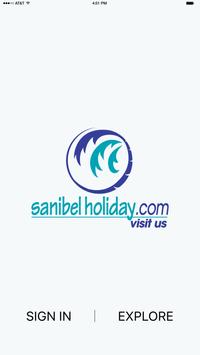 Sanibel Holiday Vacations poster