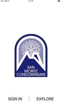 San Moritz Condominiums poster