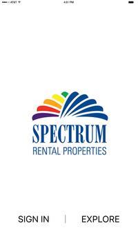 Spectrum Rental Properties poster