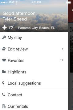 Pinnacle Port Vacation Rentals apk screenshot