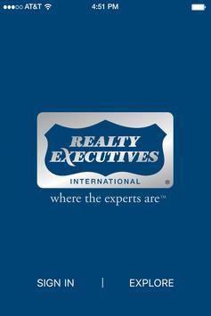 Realty Executives Advantage poster