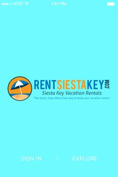 Rent Siesta Key poster
